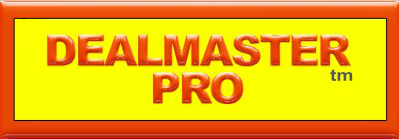 Dealmaster Pro™ Bridge Program & Deal Generator Logo